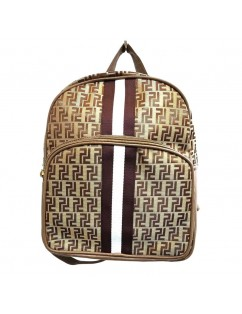 Ecological Leather Backpack Bag GC