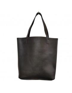 Black Ecological Leather Bag