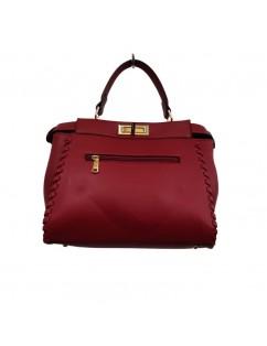 Women's Red Bags Handbags.