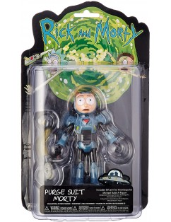 Action Figure Rick and...