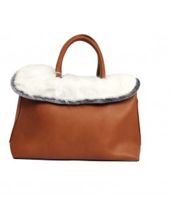 Caramel Color Eco Leather...