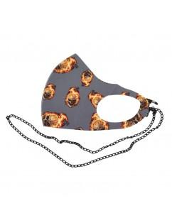 Neoprene Fireball Mask with...