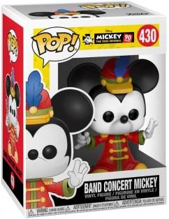 Funko Pop Mickey 90TH Band