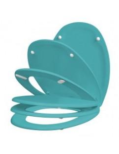 Allibert-laps WC Turquoise...