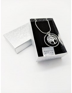 Tree of life necklace 925...
