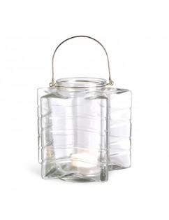 STAR CRYSTAL CANDLE HOLDERS XL