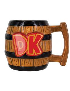 TAZA SUPERMARIO DONKEY KONG DK