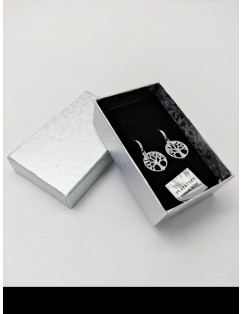 Tree of life earrings with...
