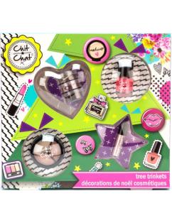 Makeup and nail polish kit