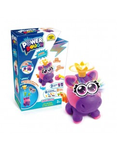 POWER DOUGH FUN PLASTER WITH MOVEMENTS AND SOUNDS