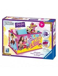 3D PUZZLE I AM MOON RAVENSBURGER STORAGE BOX