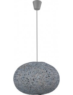 Lámpara Backaz Grey Natural.