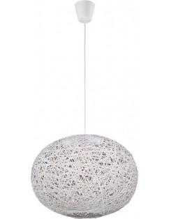 Backaz White Natural Lamp.