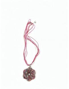 Handmade Red Crystal...