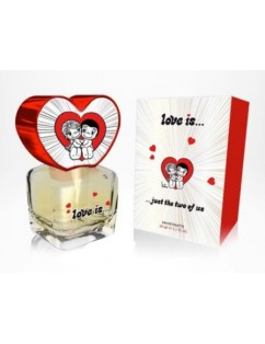 Love Is Just The Two Of Us Eau De Toilette Spray 100ml For Her.