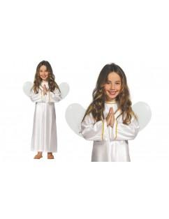 Angel Costume Tunic - Bow-...