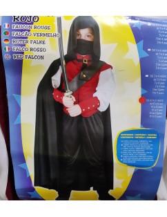 Costume da falco rosso per...