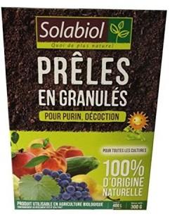 Horsetail granules for...