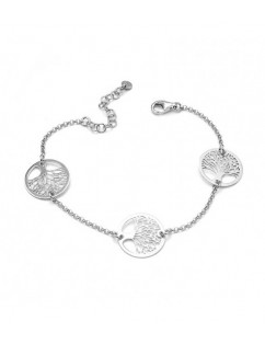 925 Silver Plated Tree of...